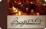 Bogart's Chophouse and Bar Website
